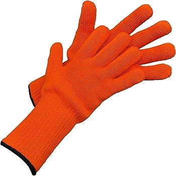 lange handgelenksch tzer hitzebest ndige handschuhe 1paar halten sie hei es selbst. Black Bedroom Furniture Sets. Home Design Ideas