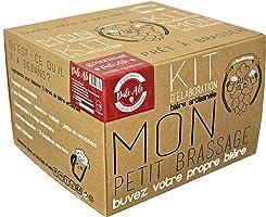 Mon Petit Brassage | Kit Brassage Bière | Pale Ale 5,6% Alc. | Mode d'Emploi FR/EN | Bière artisanale pour brasser à la...
