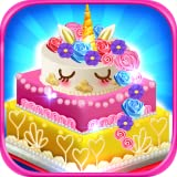 Cake Maker and Cake Pops - Dessert Candy Food Bakery, Cook, Bake and Kids Kitchen Cooking Game
