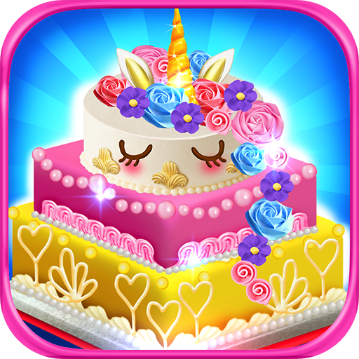 Cake Maker And Pops Dessert Candy Food Bakery Cook Bake Kids Kitchen Cooking Game Amazonde Apps Fur Android