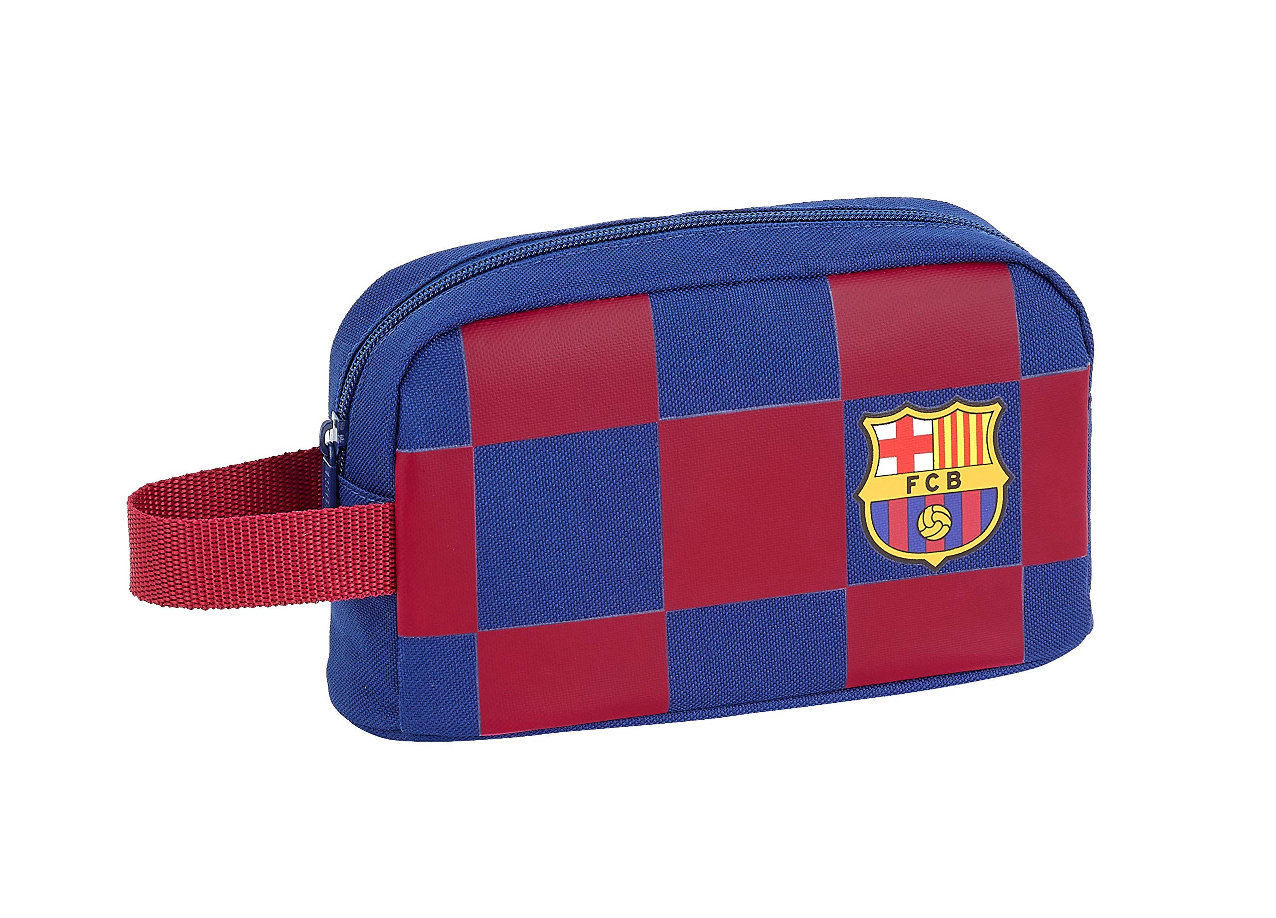 FCB FC Barcelona Equipaje, Niños Unisex, Azul Marino