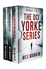 DCI Yorke Boxset: Books 1-3 Kindle Edition
