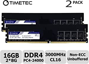 Timetec Extreme Performance Hynix Ic Ddr4 3000 Mhz Computers Accessories