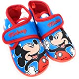 casa Minnie Mouse Estar Slippers Disney Minnie Mouse Shoes Girls Slippers Medium Velcro Boots