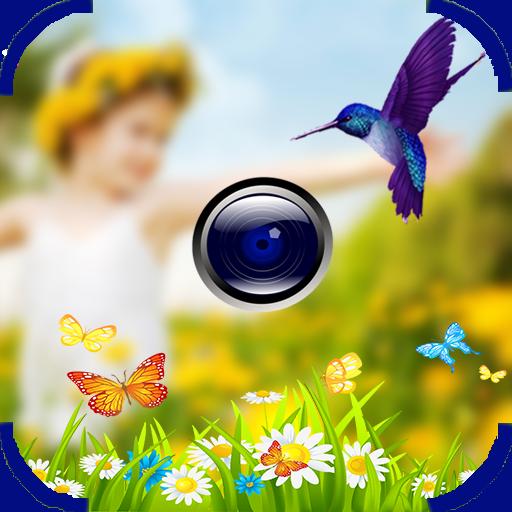 Bild Effekt verwischen (Spiegel-foto-app)