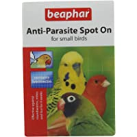Beaphar Anti Parasite Spot On for Birds, Small