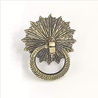 ACE Brass Antique Finish Door Knocker (10 x 8.5 x 10 cm)
