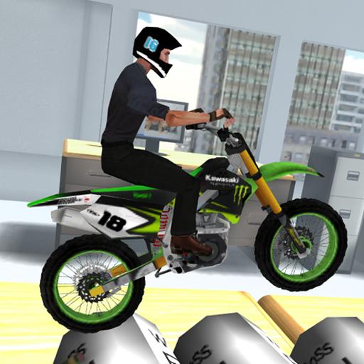 RC Motorbike Motocross 3D