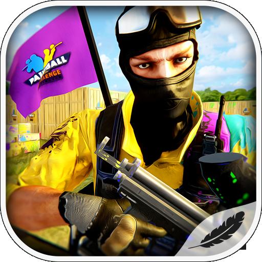 Paintball Arena Herausforderung 2 - Multiplayer Battle
