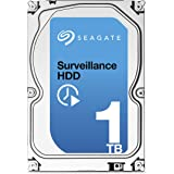 Seagate 1TB SkyHawk Surveillance 3.5-inch Hard Drive - ST1000VX001