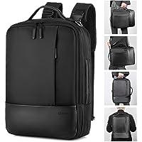 "Gimars UPGRADE Design 3 in 1 Zaino Messenger Bag per Computer Portatile da 15.6""Borsa a Tracolla Uomo con Presa USB…"