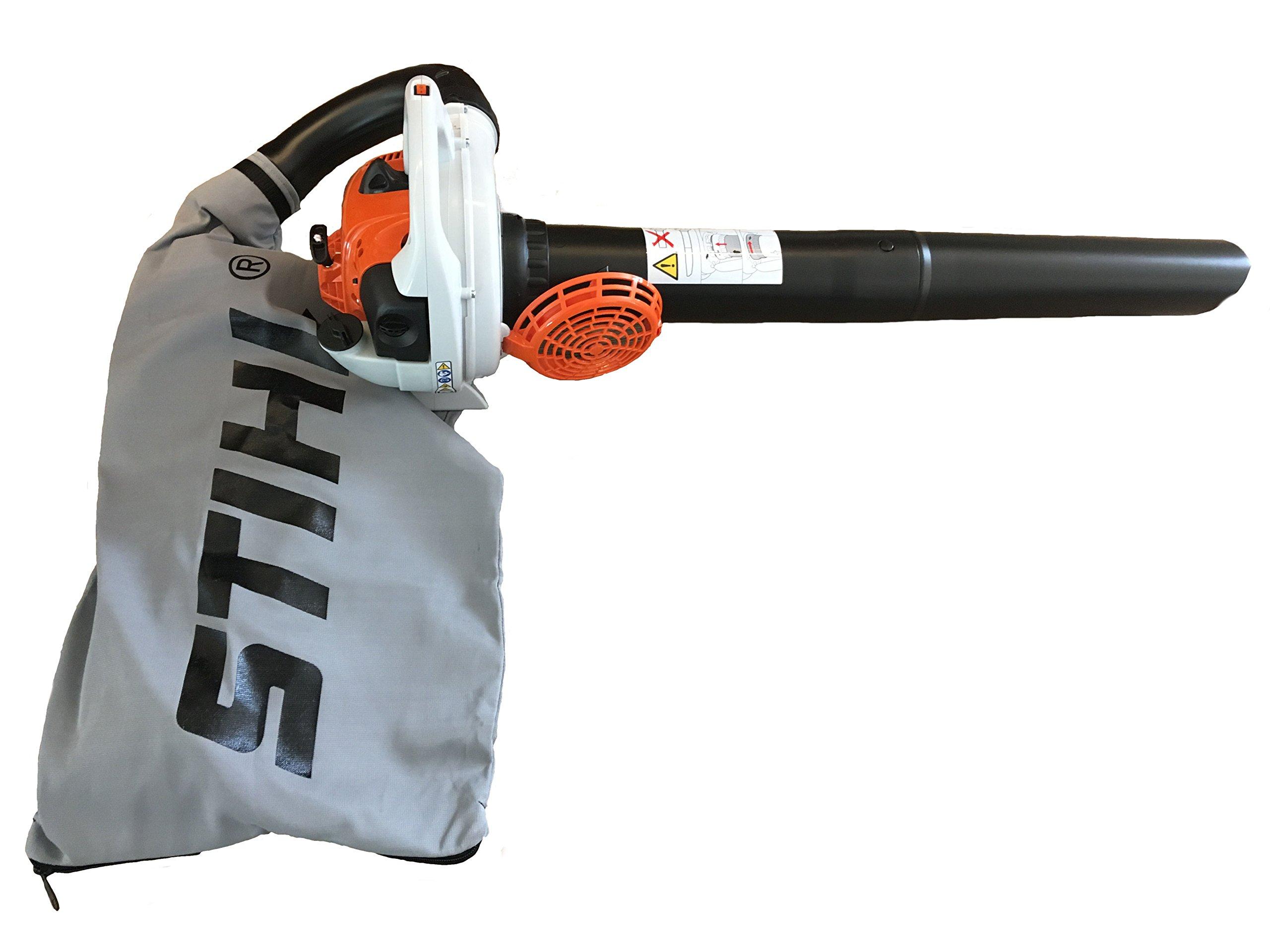 Stihl SH 86 Benzin-Saughäcksler, Benzin-Laubsauger, 45 L Fangsack
