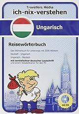 Ich nix verstehen - Reisewörterbuch Ungarisch: Reisewörterbuch mit 2500 wichtigen Wörtern. Ungarisch-Deutsch / Deutsch-Ungarisch. Mit einem ... falls ... falls einmal eine Vokabel entfallen ist