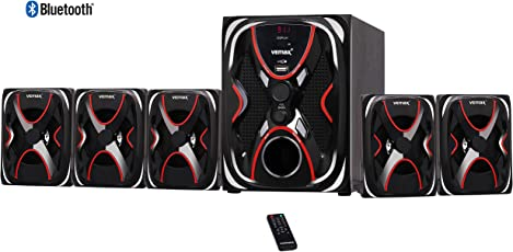 Vemax Eco 5.1 Bluetooth Home Theater System with FM/AUX/USB