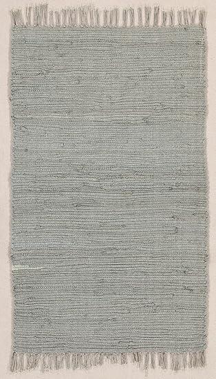Fleckerlteppich  Fleckerlteppich Abano, aus 100% Baumwolle, strapazierfähig und ...