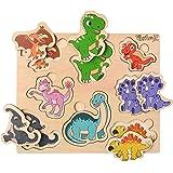 PikatoyZ Puzzle Enfant de 1 2 et 3 Ans. Jeu Educatif idéal pour Cadeau de Noel ou Anniversaire. Jouet Enfant composé de Puzzl