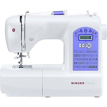 Singer Starlet 6680 - Macchina da cucire elettronica (80 tipi di punti)