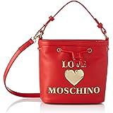 Love Moschino Damen Precollezione Ss21 | Borsa A Secchiello Pu Da Donna Umhngetasche, Normal