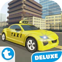 Taxi City Rush 3D DELUXE