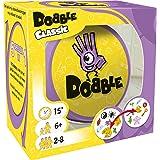 Dobble Classic NL - Kaartspel voor jong en oud - Test je snelheid, observatie en reflexen - Vijf spelvariaties mogelijk - Voo
