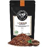 Edward Fields Tea ® - Rooibos orgánico a granel con Cacao. Rooibos bio recolectado a mano con ingredientes y aromas naturales