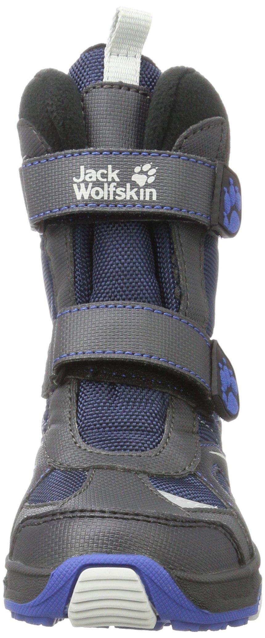 Jack Wolfskin Boy's S Polar Bear Texapore Snow Boots Child 4