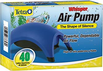 Fantastisch Tetra Whisper 40 Aquarium Air Pump (New Design)