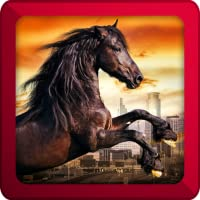 Horse Running 3D Lite
