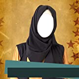 Hijab-Bildbearbeitung