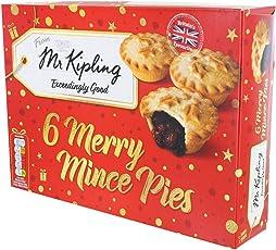 Mr Kipling Mince Pies 6er 400gr