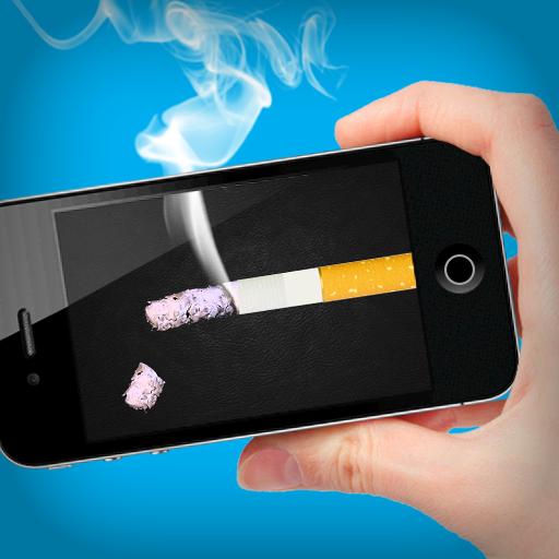 Virtual Cigarette Simulator Hd-snap