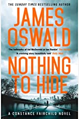 Nothing to Hide (New Series James Oswald Book 2) Kindle Edition