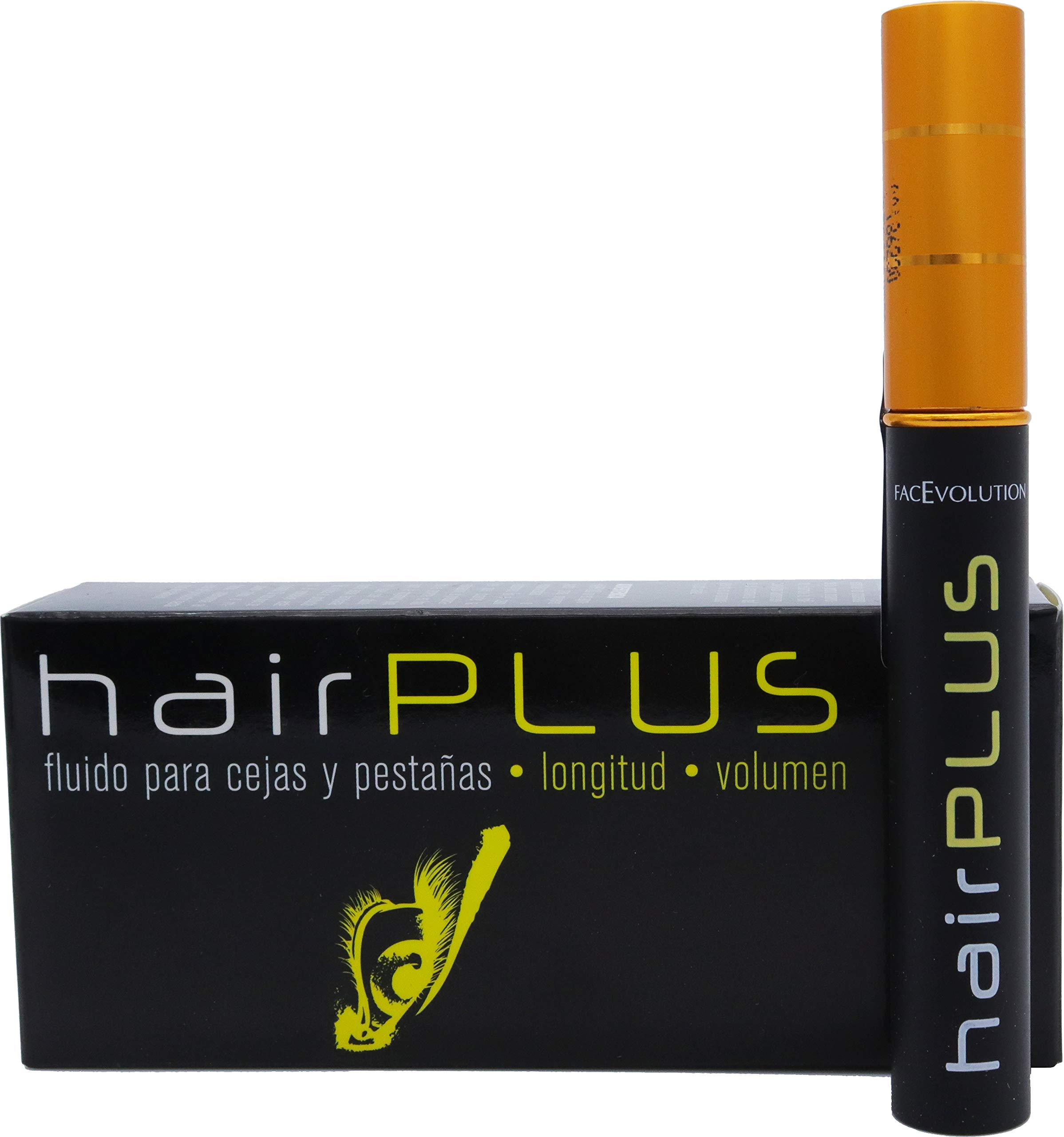 Serum Pestañas HairPlus para pestañas y cejas mayor Volumen mas Longitud y Grosor