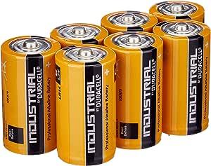 Duracell Industrial C Size Batteries Box Of 10 Lr14 Elektronik