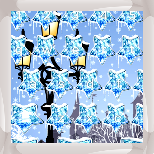 Kalt Winter Tastaturen