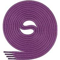 Di Ficchiano runde Schnürsenkel für Business, Sport- und Lederschuhe - reißfester Allroundsenkel - ø 3mm - Längen 60 cm…