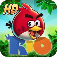 Angry Birds Rio HD (Kindle Tablet Edition)
