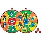 Schildkrot Soft Dart Set incl. 2x3 ballen in het blauw Geen kleur
