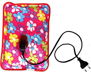 Hub2home Electric Hot Gel Bag for Pain Relief | Hot Gel Pouch (Auto-Cut, Multicolor)