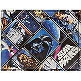 Star Wars Original Trilogy Blu portafoglio