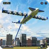 Volador Tren Simulador 2018 Futurista Tren Juegos