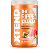 Scivation Xtend Ripped BCAA, Watermelon Lime, 30 Servings, 495 gm