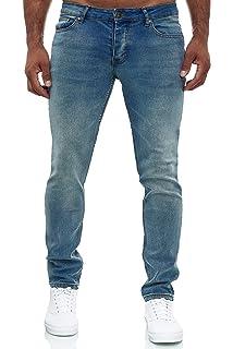 aderenti denim elasticizzati Jeans da uomo Tazzio 16533