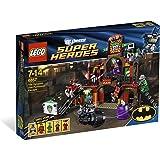 LEGO Super Heroes 6857 - Batman Dynamic Duo Funhouse Flucht
