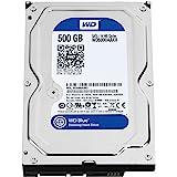 WD Blue Disque dur interne (Bulk) Desktop Mainstream 500 Go 3,5 pouces SATA 7200 RPM