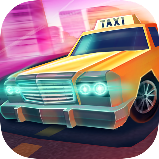 Taxi Simulator 3D - Big City Ride
