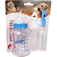 ADIOS Milk Feeding Nursing Bottle Set for Small Dog, Puppy, Cat, Kitten, Rabbit - 150ml