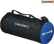 Kore ECHO sleek Gym Bag (Blue/Black)