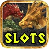 Forbidden Kingdom Drachen-Steckplätze - Slay Dragon Journey VIP Progressive Slot Machine Glücklicher Las Vegas Casino Jackpot Gold-Pokies