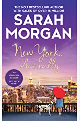 New York, Actually: A sparkling romantic comedy from the bestselling Queen of Romance Kindle Edition